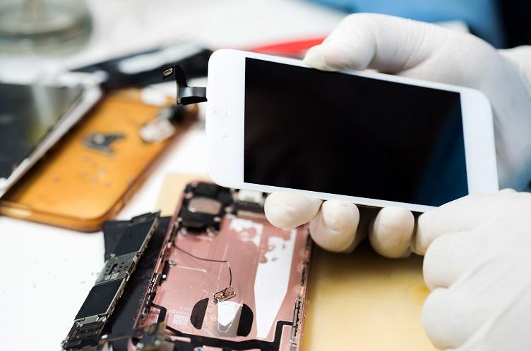 iPhone reparatie in Zaandam telefoon gevallen